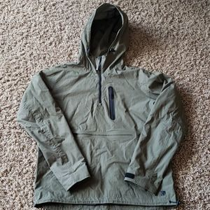 American Eagle Mens Medium Pullover Hooded Jacket